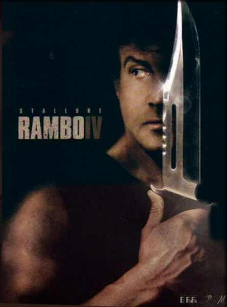 Rambo IV (2006) - Movie Poster