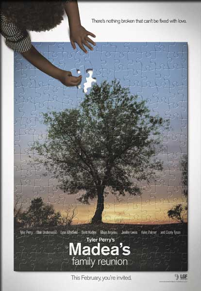 Madea's Family Reunion (2006) - Movie Poster