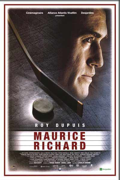 Maurice Richard (2005) - Movie Poster