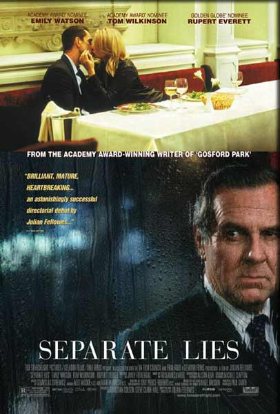 Separate Lies (2005) - Movie Poster