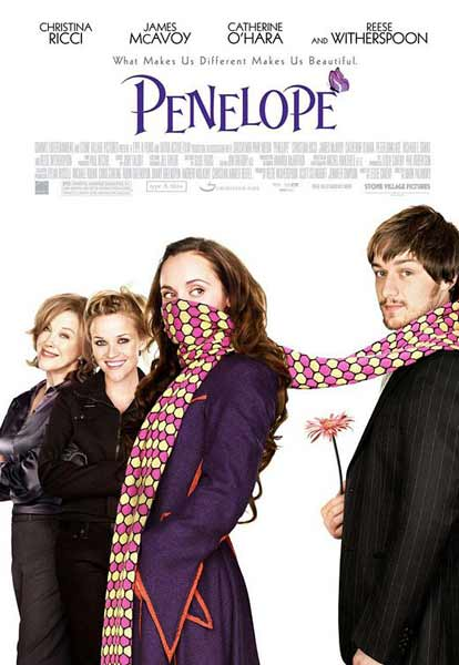 Penelope (2006) - Movie Poster