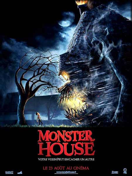 Monster House (2006) - Movie Poster
