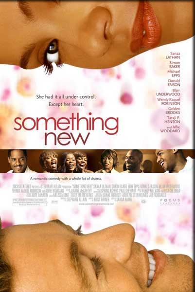 Something New (2006) - Movie Poster