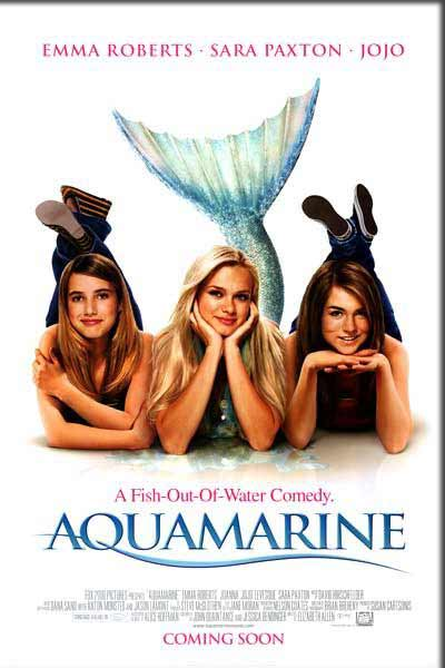 Aquamarine (2006) - Movie Poster