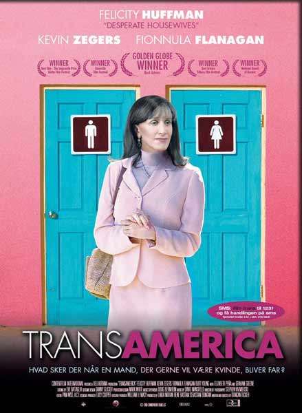 Transamerica (2005) - Movie Poster