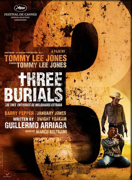 Three Burials of Melquiades Estrada, The (2005) - Movie Poster