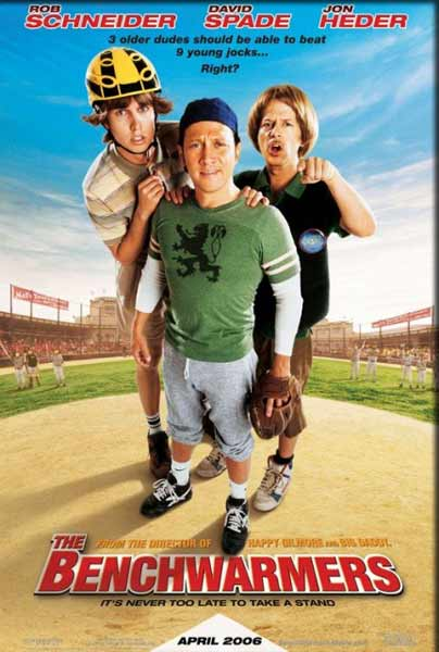 Benchwarmers, The (2006) - Movie Poster
