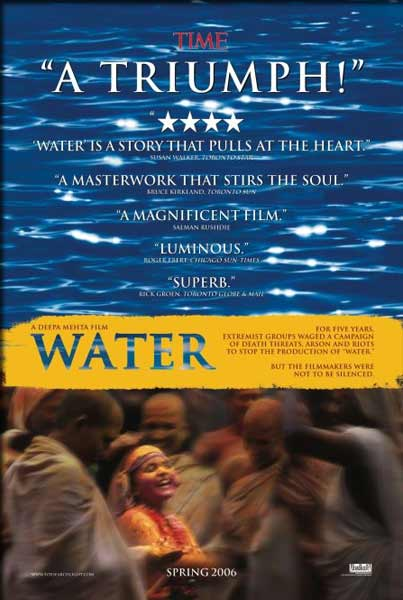 Water (2005) - Movie Poster