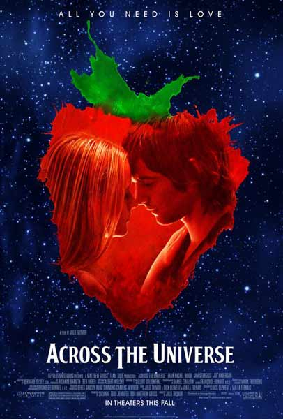 Across the Universe (2007) - Movie Poster