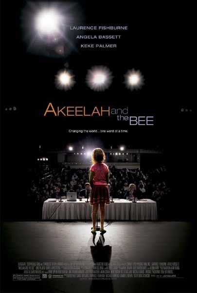 Akeelah and the Bee (2006) - Movie Poster
