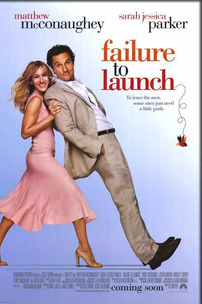Failure to Launch (2006) - Movie Poster