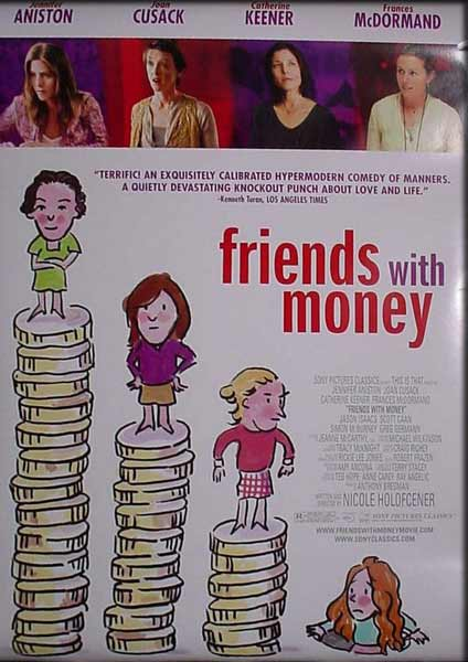Friends with Money (2006) - Movie Poster