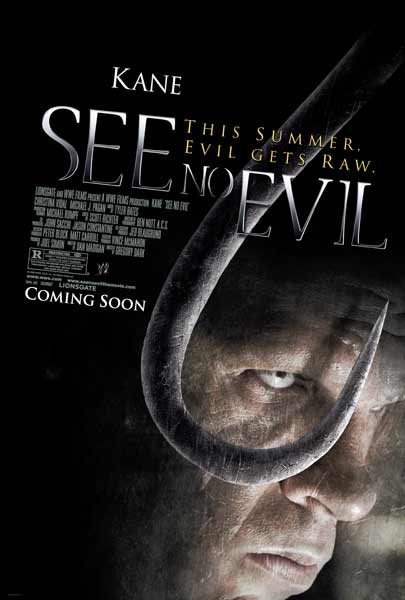 See No Evil (2006) - Movie Poster