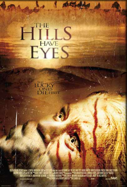 Hills Have Eyes, The (2006) - Movie Poster