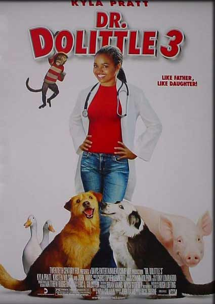 Dr. Dolittle 3 (2006) - Movie Poster