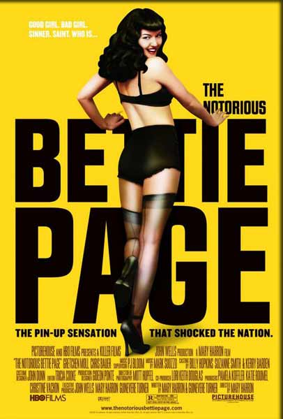 Notorious Bettie Page, The (2005) - Movie Poster
