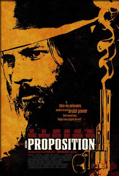 Proposition, The (2005) - Movie Poster