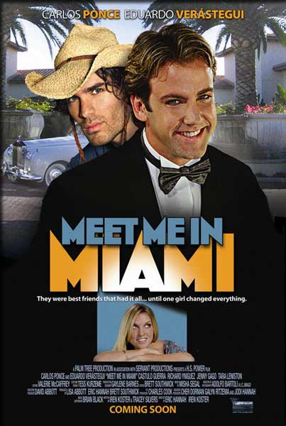 Meet Me in Miami (2005) - Movie Poster