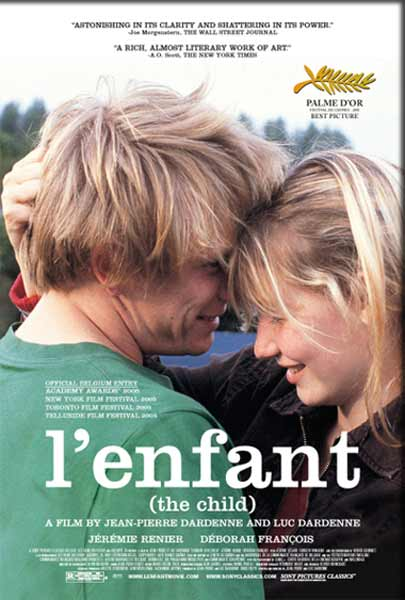 Enfant, L' (2005) - Movie Pposter