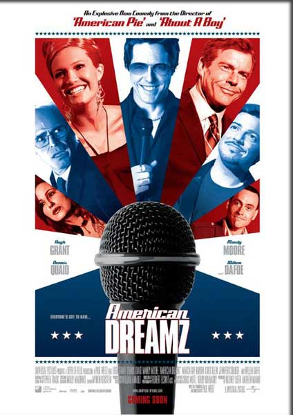 American Dreamz (2006) - Movie Poster