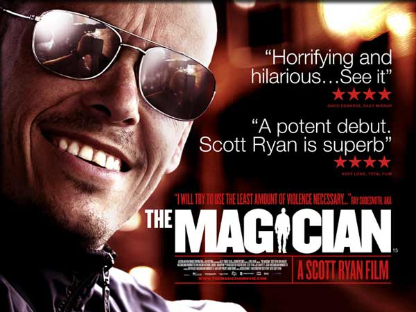 Magician, The (2005) - Movie Poster