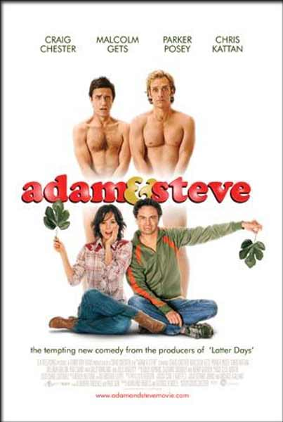 Adam & Steve (2005) - Movie Poster