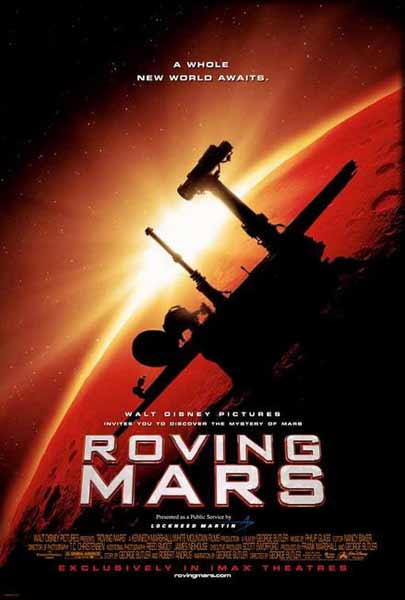 Roving Mars (2006) - Movie Poster