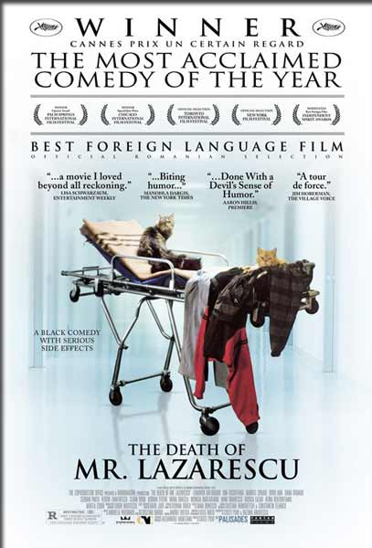 Death of Mr. Lazarescu, The (2005) - Movie Poster