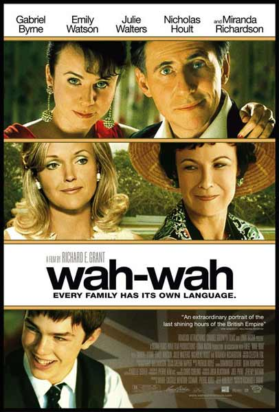 Wah-Wah (2005) - Movie Poster
