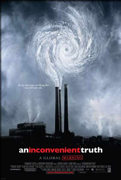 An Inconvenient Truth (2006) - Movie Poster