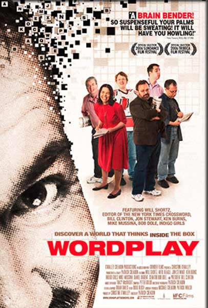 Wordplay (2006) - Movie Poster