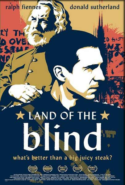Land of the Blind (2006) - Movie Poster