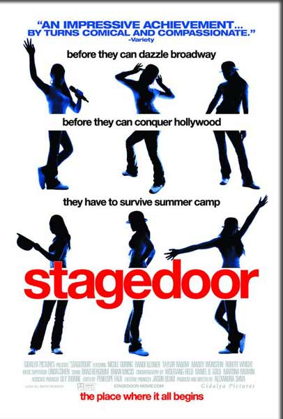 Stagedoor (2005) - Movie Poster