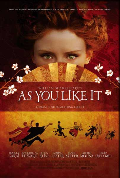 As You Like It (2006) - Movie Poster