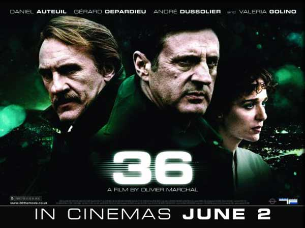 36 (2004) - Movie Poster