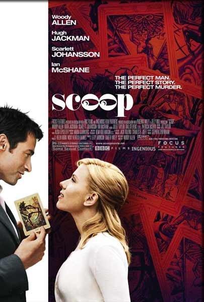 Scoop (2006) - Movie Poster