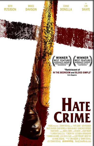 Hate Crime (2005) - Movie Poster