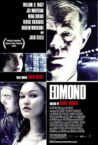 Edmond (2005) - Movie Poster