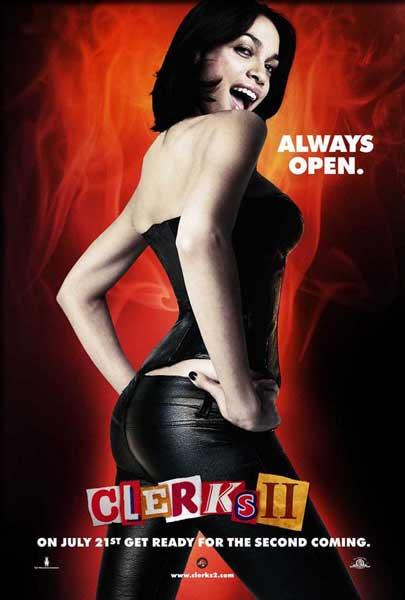 Clerks II (2006) - Movie Poster
