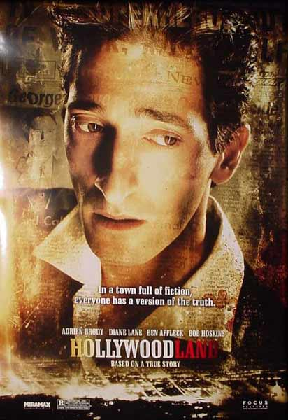 Hollywoodland (2006) - Movie Poster