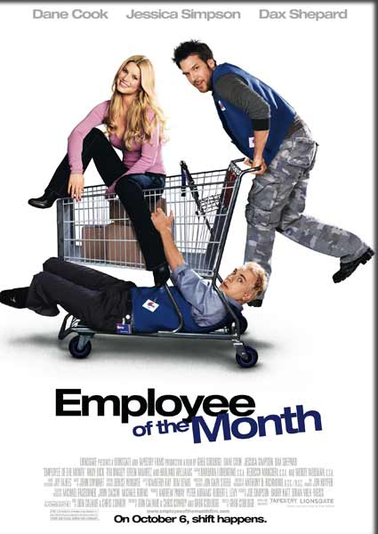 Employee of the Month (2006) - Movie Poster