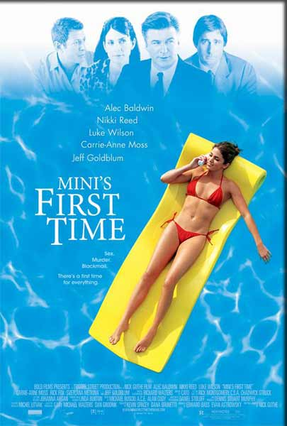 Mini's First Time (2006) - Movie Poster