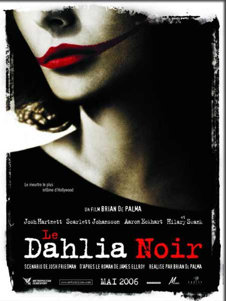 Black Dahlia, The (2006) - Movie Poster