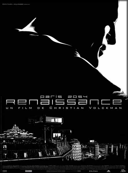 Renaissance (2006) - Movie Poster