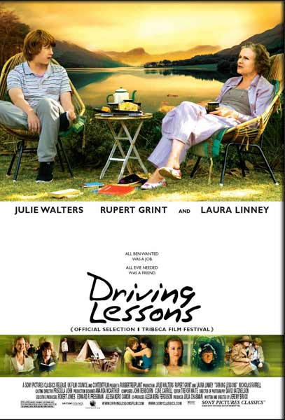 Driving Lessons (2006) - Movie Poster