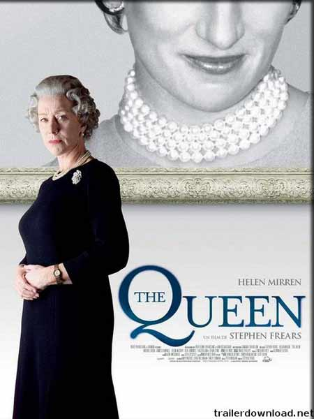 Queen, The (2006) - Movie Poster