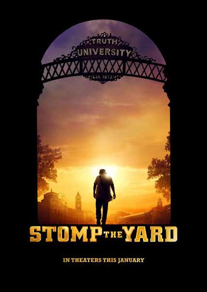 Stomp the Yard (2007) - Movie Poster