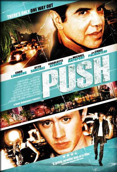 Push (2006) - Movie Poster