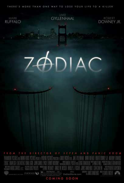 Zodiac (2007) - Movie Poster