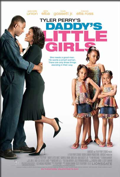 Daddy's Little Girls (2007) - Movie Poster